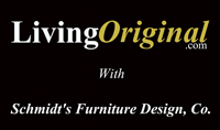 LivingOriginal with Schmidt's Furniture Design Company of Emmaus PA